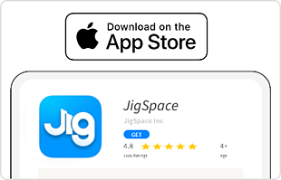 Download free JigSpace app from AppStore